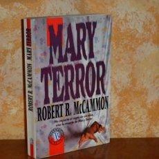 Libros: MARY TERROR - MCCAMMON, ROBERT. Lote 97048728