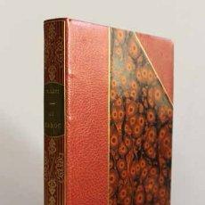Libros: AU MAROC. ILLUSTRÉ D'UNE AQUARELLE ORIGINALE DE PAUL AVRIL. - LOTI, PIERRE.. Lote 109024468