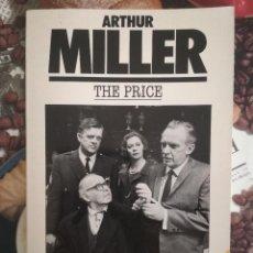 Libros: ARTHUR MILLER - THE PRICE. Lote 109318143