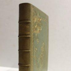 Libros: LES HEURES DE LA TRÈS-SAINTE VIERGE. 1895. EDICIÓN DE 30 EJEMPLARES. Lote 109024492