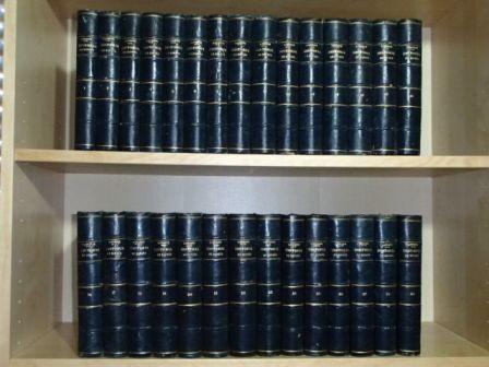 HISTORIA GENERAL DE ESPAÑA, DESDE LOS TIEMPOS MÁS REMOTOS HASTA NUESTROS DÍAS - 29 TOMOS - LAFUENTE, (Libros sin clasificar)