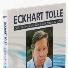 Libros: TOLLE, ECKHART: ENCUENTRA EL PROPÓSITO DE TU VIDA (INCLUYE DVD) (GAIA) (CB). Lote 109455047