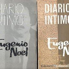 Libros: DIARIO INTIMO. - TAURUS.. Lote 109604223