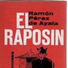 Libros: EL RAPOSIN. - TAURUS.. Lote 109618764