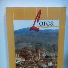 Libros: LORCA. HISTORIA, ARTE, LITERATURA, ECONOMÍA Y CULTURA POPULAR. ISBN: 8450510198.. Lote 109621443