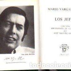 Libros: LOS JEFES - VARGAS LLOSA, MARIO. Lote 109725636
