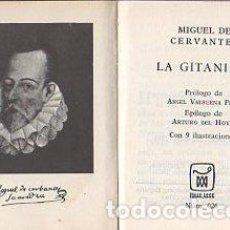 Libros: LA GITANILLA - CERVANTES, MIGUEL DE. Lote 109725738