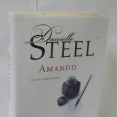 Libros: AMANDO (TAPA DURA). Lote 109381515