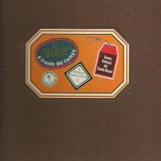 Libros: EL VIAJE A TRAVES DEL TIEMPO. PATROCINADO POR LOUIS VUITTON. - CATALOGO.. Lote 109886642
