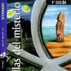 Libros: LAS HUELLAS DEL MISTERIO. C.PUERTO. LIBRO DE LA SERIE EN BUSCA DEL MISTERIO,DE JJ BENITEZ Y JDEL OSO. Lote 110226671