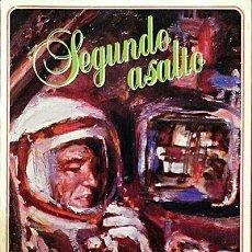 Libros: SEGUNDO ASALTO - WOHL, LOUIS DE. Lote 52191237