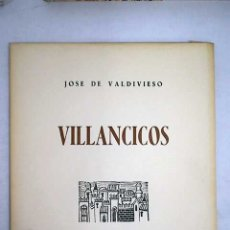 Libros: VILLANCICOS. NAVIDADES 1963. Lote 111551242