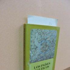 Libros: LOS PAÍSES BÁLTICOS. LOROT, PASCAL. ED. FONDO DE CULTURA ECONÓMICA. MÉXICO 1993. Lote 112423475