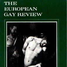 Libros: THE EUROPEAN GAY REVIEW. VOLUMEN II - NO CONSTA AUTOR. Lote 112588334