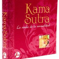 Libros: KAMA SUTRA: LA SENDA DE LA SENSUALIDAD (7HILL) (CB). Lote 112772343
