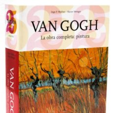 Libros: WALTHER, INGO. F. (ED.): VAN GOGH. LA OBRA COMPLETA: PINTURA (TASCHEN) (CB). Lote 112772631
