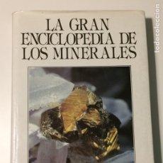 Libros: LA GRAN ENCICLOPEDIA DE LOS MINERALES - SUSAETA - TAPA DURA. Lote 113022600
