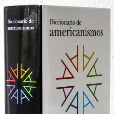Libros: ASOCIACIÓN DE ACADEMIAS DE LA LENGUA ESPAÑOLA: DICCIONARIO DE AMERICANISMOS (SANTILLLANA) (CB). Lote 113118479