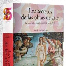 Libros: HAGEN, R. M. & RAINER: LOS SECRETOS DE LAS OBRAS DE ARTE (2 VOLS.) (TASCHEN) (CB). Lote 113119227