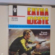 Libros: UNA BALA DE PLATA FRANK MCFAIR COLECCION EXTRA OESTE Nº 321 - BOLSILIBROS EASA -. Lote 113155875