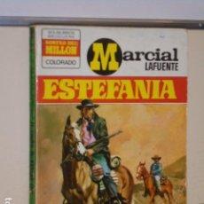 Libros: EL EQUIPO DE KANSAS CITY MARCIAL LAFUENTE ESTEFANIA COLECCION COLORADO Nº 836 - BRUGUERA -. Lote 113159151