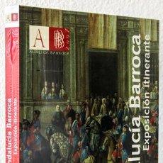 Libros: ANDALUCÍA BARROCA: EXPOSICIÓN ITINERANTE (JUNTA DE ANDALUCÍA) (CB). Lote 113293039