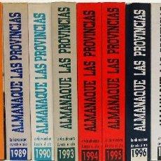 Livros em segunda mão: ALMANAQUE LAS PROVINCIAS (13 LIBROS).. Lote 113846607