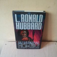 Libros: L.RONALD HUBBARD - SCIENTOLOGY, UNA HISTORIA DEL HOMBRE - NEW ERA 2007. Lote 114196103