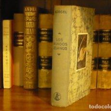 Libros: LOS MUNDOS LEJANOS. EL UNIVERSO COMO CONJUNTO MARAVILLOSO - BRUNO H BÜRGEL. Lote 47337263