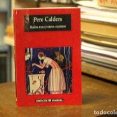 Libros: RULETA RUSA Y OTROS CUENTOS - PERE CALDERS. Lote 114555284