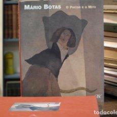 Libros: MÁRIO BOTAS O PINTOR E O MITO. Lote 114556112