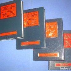 Libros: LOTE 4 GRAN VOX: BIOLOGÍA, TÉRMINOS DE HISTORIA, TÉCNICA Y TECNOLOGÍA, INGLÉS. DICCIONARIO BIBLOGRAF. Lote 115331103