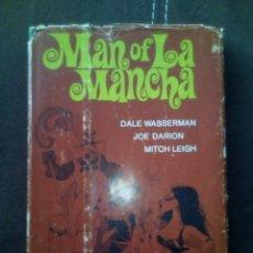 Libros: MAN OF MANCHA LIBRO. Lote 115349846