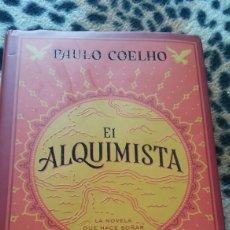 Libros: EL ALQUIMISTA DE PAULO COELHO. Lote 115585756