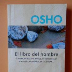 Libros: EL LIBRO DEL HOMBRE. EL ADÁN, EL ESCLAVO, EL HIJO, EL HOMOSEXUAL, EL MARIDO, EL POLÍTICO, EL SACERDO. Lote 115761528