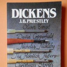 Libros: DICKENS - J.B. PRIESTLEY. Lote 115761698