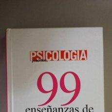 Libros: 99 ENSEÑANZAS DE GRANDES MAESTROS. - VVAA. Lote 115876074