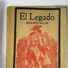 Libros: EL LEGADO. Lote 116054884