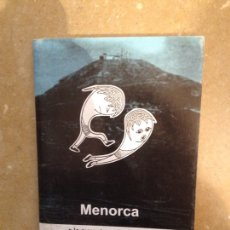 Libros: MENORCA E LE AVVENTURE DI SCIROCCO (LOTHAR PABST) EDICIONES XAUXA. Lote 116168124