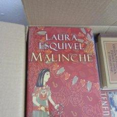 Libros: LAURA ESQUIVEL MALINCHE. Lote 116652211