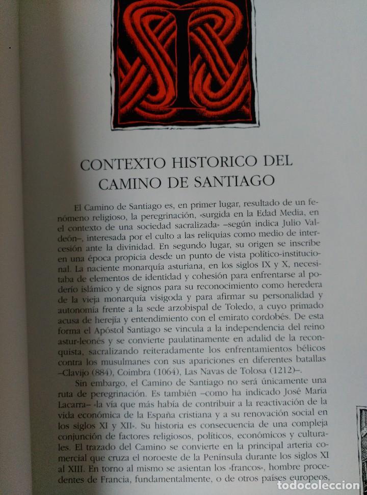 Libros: EL ROMANICO EN TORNO AL CAMINO DE SANTIAGO EN CASTILLA Y LEON - Foto 2 - 117513203