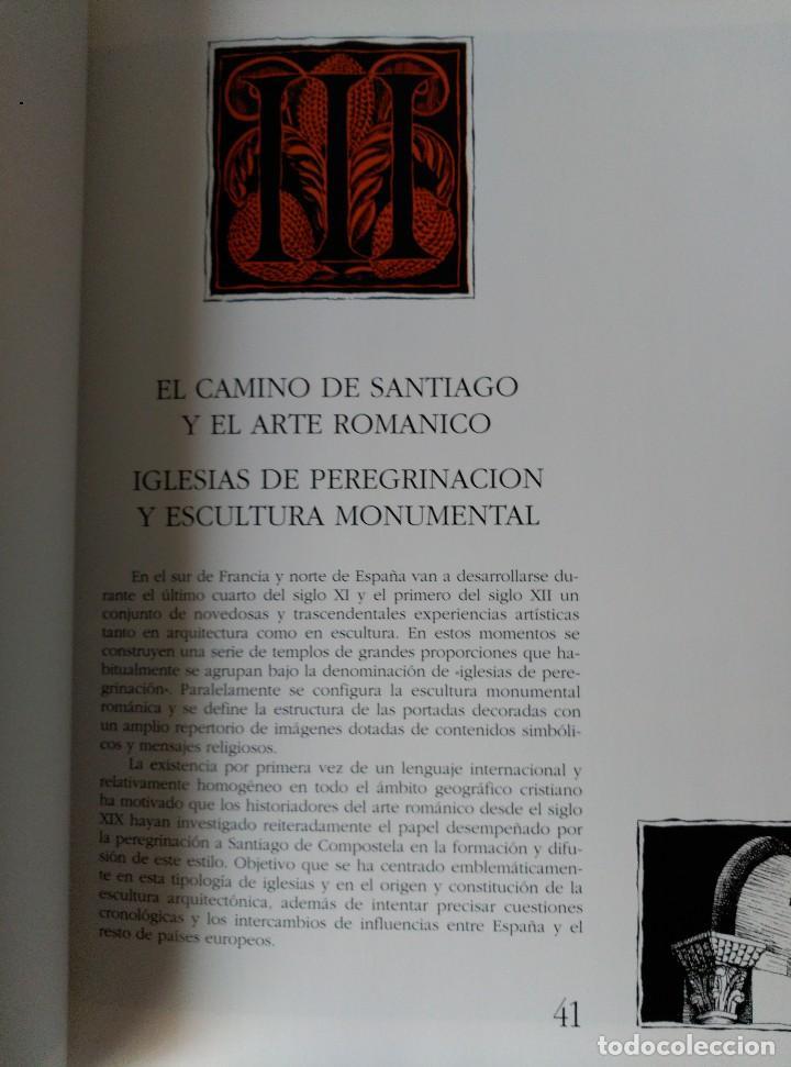 Libros: EL ROMANICO EN TORNO AL CAMINO DE SANTIAGO EN CASTILLA Y LEON - Foto 5 - 117513203