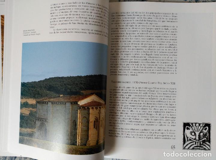 Libros: EL ROMANICO EN TORNO AL CAMINO DE SANTIAGO EN CASTILLA Y LEON - Foto 6 - 117513203