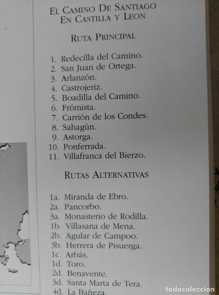 Libros: EL ROMANICO EN TORNO AL CAMINO DE SANTIAGO EN CASTILLA Y LEON - Foto 8 - 117513203