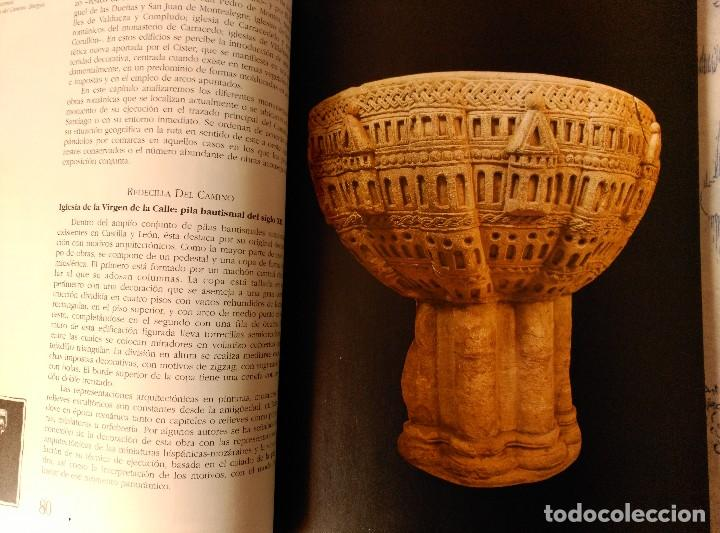 Libros: EL ROMANICO EN TORNO AL CAMINO DE SANTIAGO EN CASTILLA Y LEON - Foto 10 - 117513203