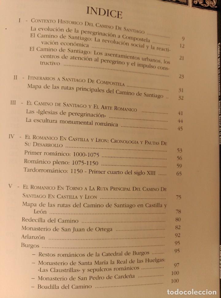 Libros: EL ROMANICO EN TORNO AL CAMINO DE SANTIAGO EN CASTILLA Y LEON - Foto 11 - 117513203