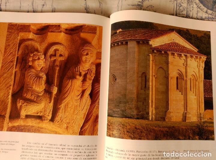 Libros: EL ROMANICO EN TORNO AL CAMINO DE SANTIAGO EN CASTILLA Y LEON - Foto 14 - 117513203