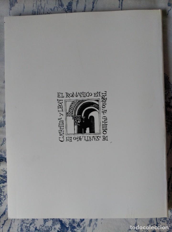 Libros: EL ROMANICO EN TORNO AL CAMINO DE SANTIAGO EN CASTILLA Y LEON - Foto 16 - 117513203