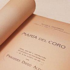 Libros: ALTUNA (PRÁXEDES DIEGO). NOVELA HISTÓRICA, EPISODIO DE LA GUERRA DE LA INDEPENDENCIA ESPAÑOLA.. Lote 117707339