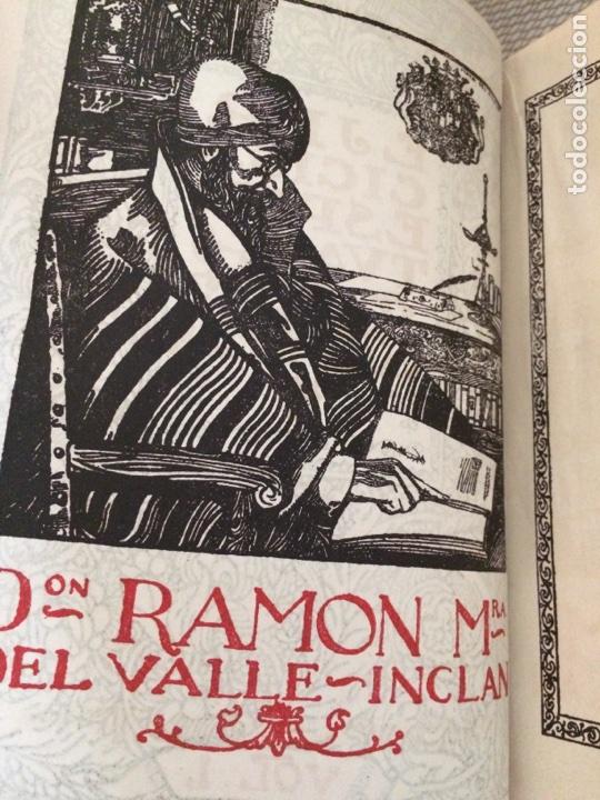Libros: La lámpara maravillosa - Ejercicios espirituales - Opera Omnia - Vol I - Valle Inclán 1942 Intonso - Foto 3 - 117831936